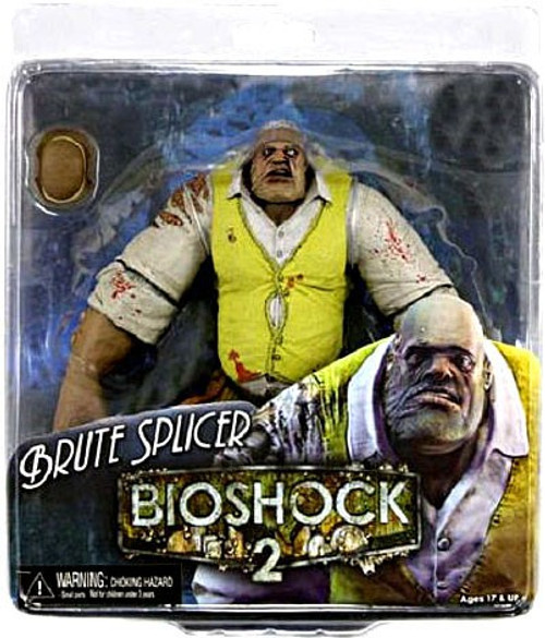 NECA Bioshock 2 Series 2 Brute Splicer Exclusive Action Figure