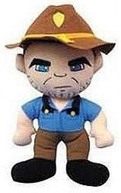 The Walking Dead Sheriff Rick Grimes Plush Figure