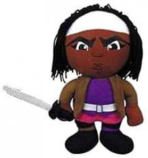 The Walking Dead Michonne Plush Figure