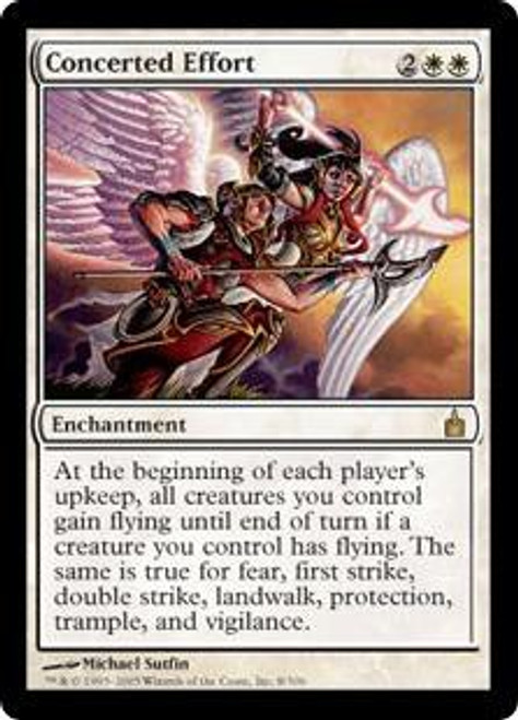 MtG Ravnica: City of Guilds Rare Concerted Effort #8