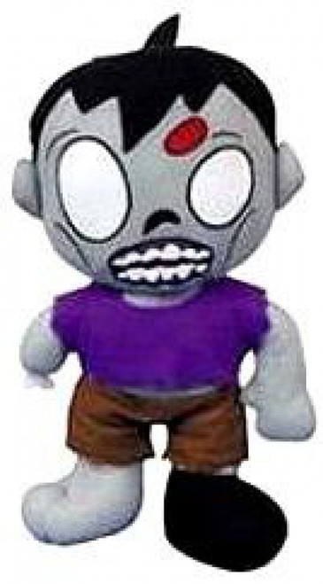 The Walking Dead Male Zombie Plush Figure