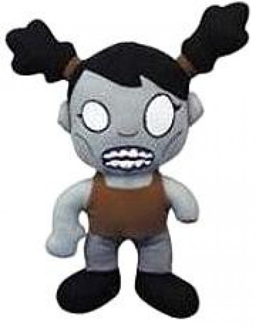 The Walking Dead Female Zombie Plush Figure