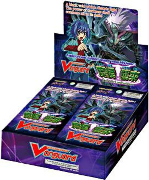 Cardfight Vanguard Trading Card Game Demonic Lord Invasion Booster Box [30 Packs]