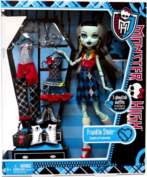 Monster High I Love Fashion Frankie Stein Exclusive 10.5-Inch Doll