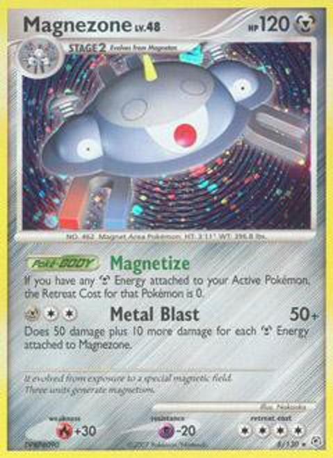 Pokemon Diamond & Pearl Rare Magnezone #8
