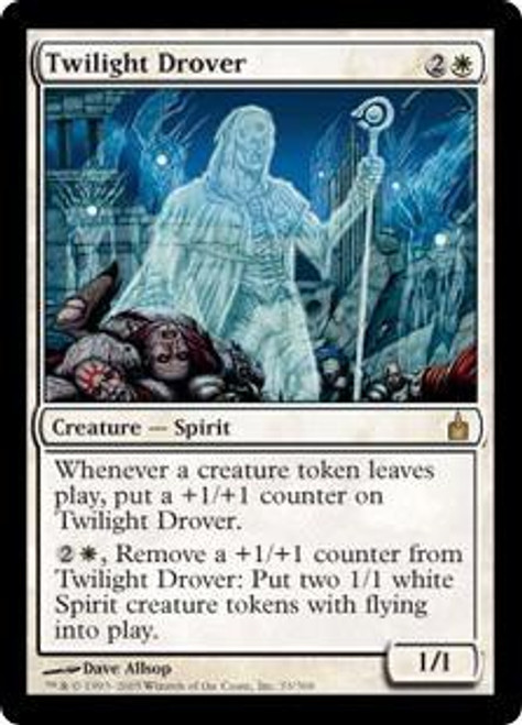 MtG Ravnica: City of Guilds Rare Twilight Drover #33