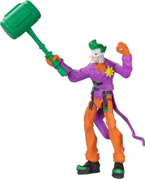 Batman Power Attack The Joker Action Figure [Mallet Smasher]