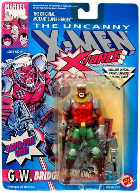 Marvel The Uncanny X-Men X-Force G. W. Bridge Action Figure