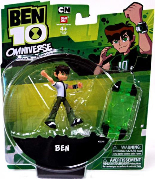 Ben 10 Omniverse Ben Action Figure [10 Years Old]