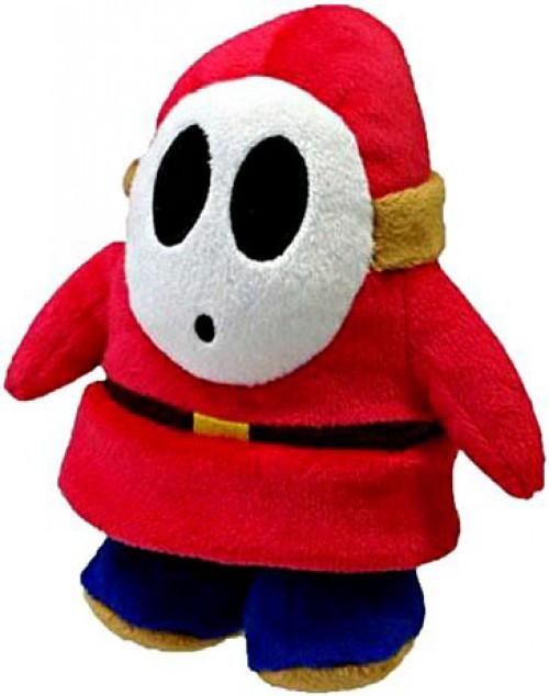 Super Mario Bros Shy Guy 5-Inch Plush
