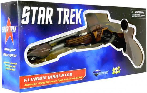 Star Trek The Original Series Klingon Disruptor Roleplay Toy