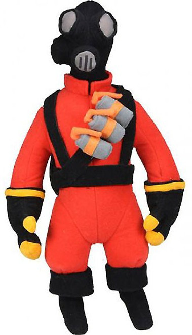 NECA Team Fortress Pyro 13-Inch Plush Figure