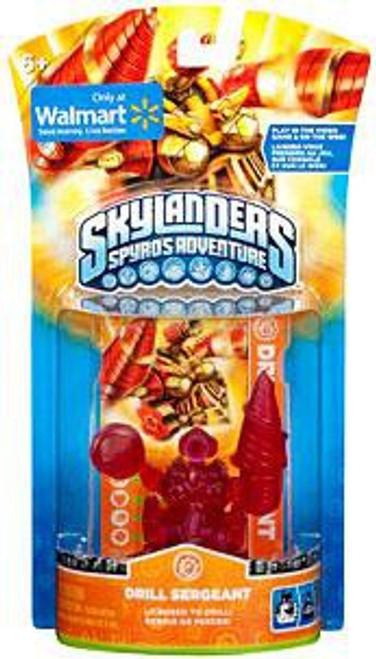 Skylanders Spyro's Adventure Drill Sergeant Exclusive Figure Pack [Clear Red]