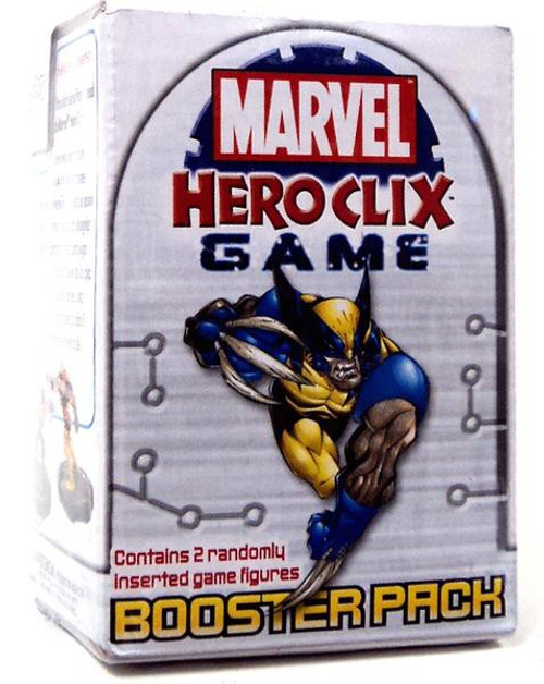 HeroClix Marvel Universe Booster Pack