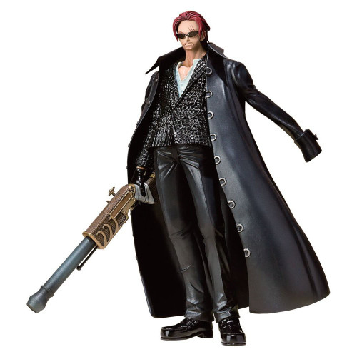One Piece Figuarts ZERO Shanks Statue [Strong World]