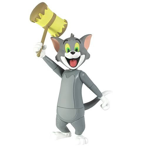 Hanna-Barbera Tom & Jerry Tom Action Figure [Hammering Action]