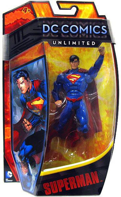 The New 52 DC Comics Unlimited Series 1 Superman Action Figure