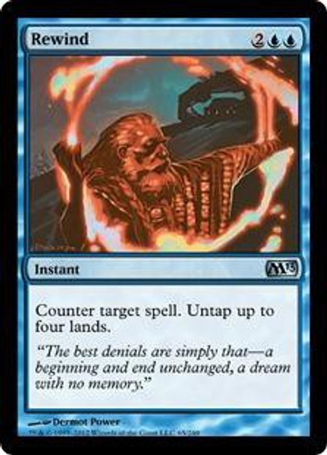 MtG 2013 Core Set Uncommon Rewind #65