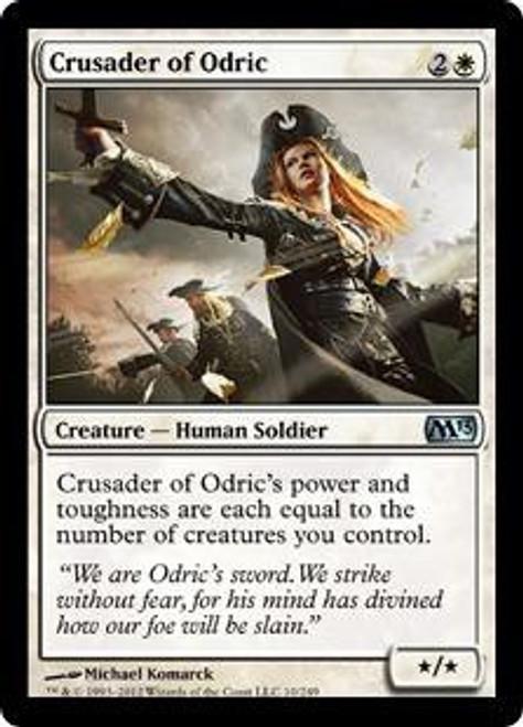 MtG 2013 Core Set Uncommon Crusader of Odric #10