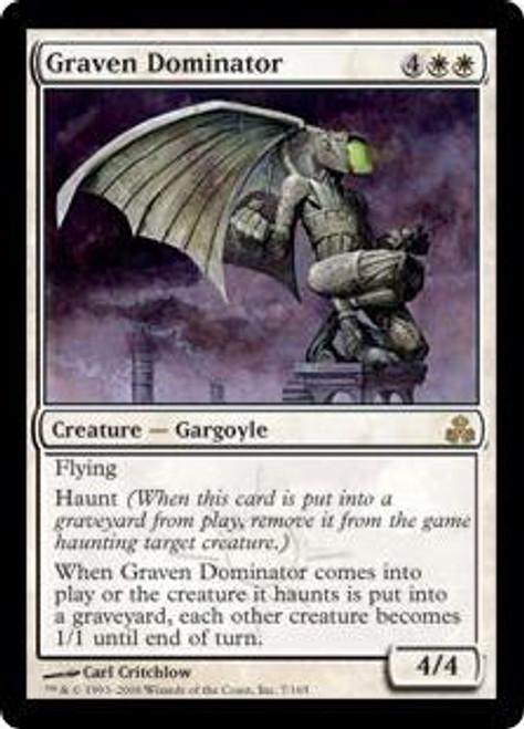 MtG Guildpact Rare Graven Dominator #7