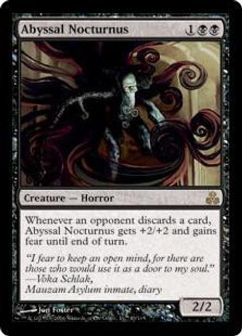 MtG Guildpact Rare Abyssal Nocturnus #43