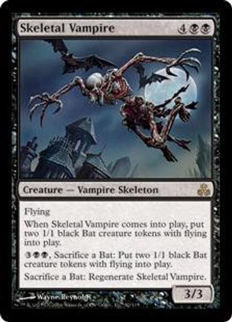 MtG Guildpact Rare Skeletal Vampire #62