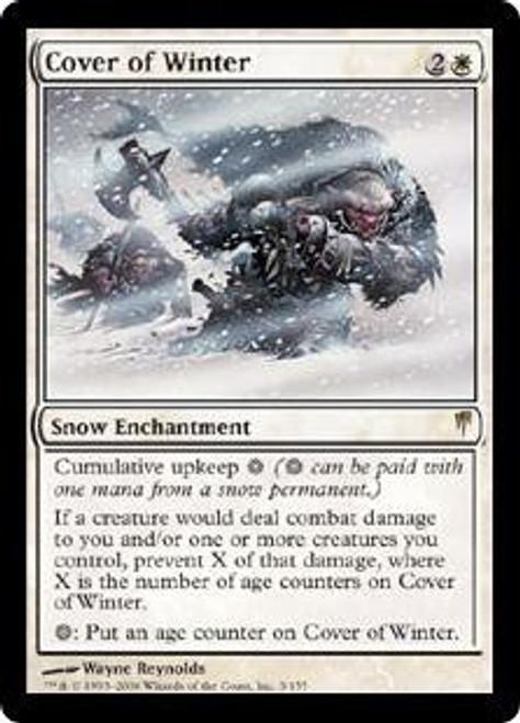 MtG Coldsnap Rare Cover of Winter #3