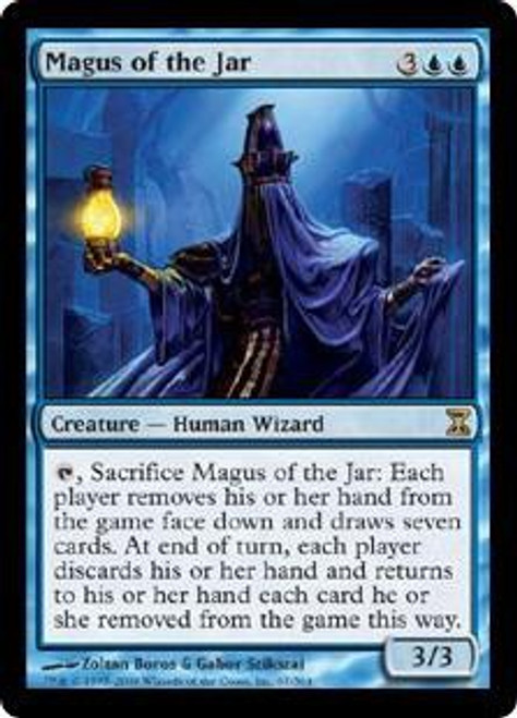 MtG Time Spiral Rare Magus of the Jar #67