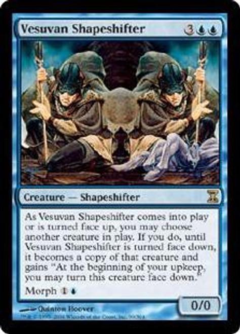 MtG Time Spiral Rare Vesuvan Shapeshifter #90