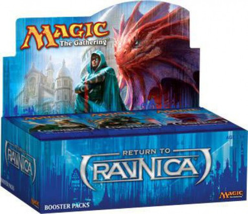 MtG Trading Card Game Return to Ravnica Booster Box [36 Packs]