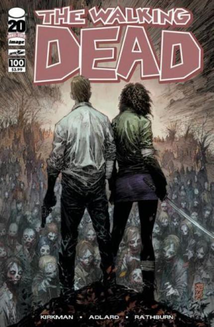 Image Comics The Walking Dead #100 Comic Book [Marc Silvestri Cover]