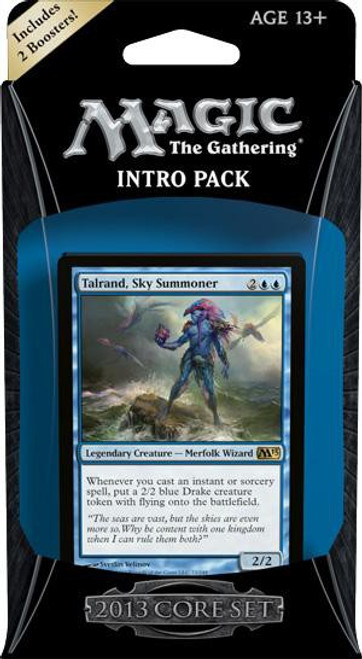 MtG Trading Card Game 2013 Core Set Depths of Power Intro Pack