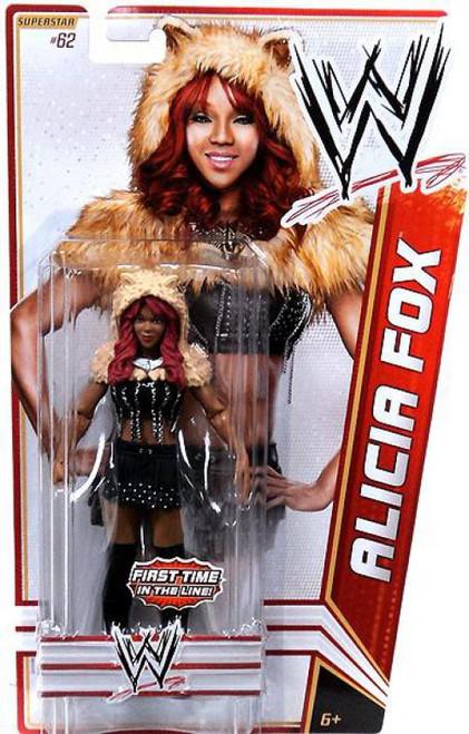 WWE Wrestling Series 23 Alicia Fox Action Figure #62