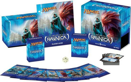 MtG Trading Card Game Return to Ravnica Fat Pack