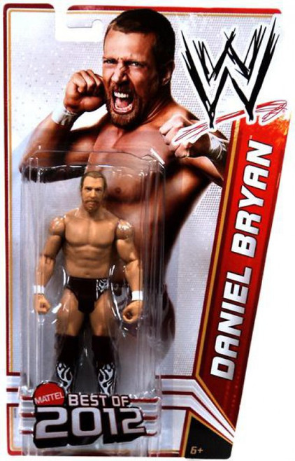 WWE Wrestling Best of 2012 Daniel Bryan Action Figure