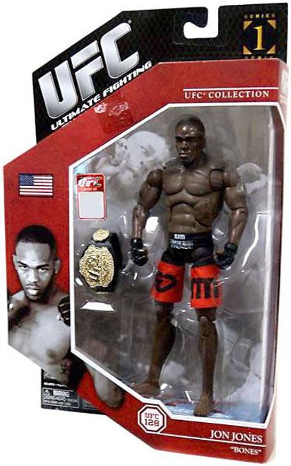 UFC Collection Series 1 Jon Jones Exclusive Action Figure