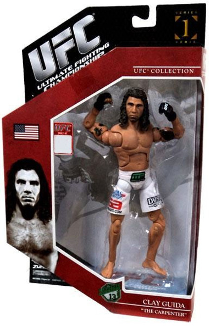 UFC Collection Series 1 Clay Guida Exclusive Action Figure