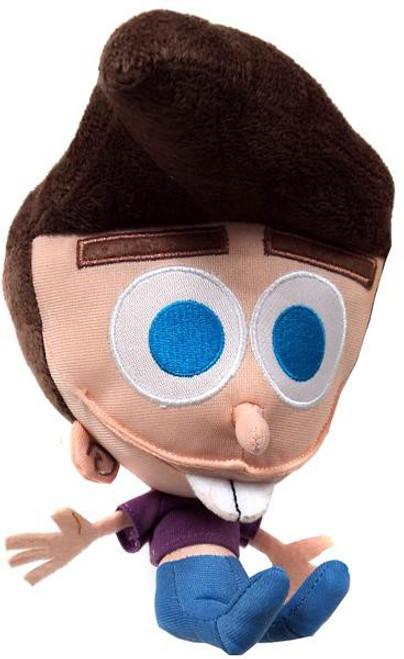 NickToons Fairly Odd Parents Timmy 7-Inch Plush