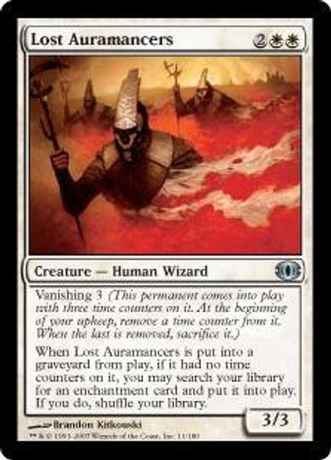 MtG Future Sight Uncommon Lost Auramancers #11