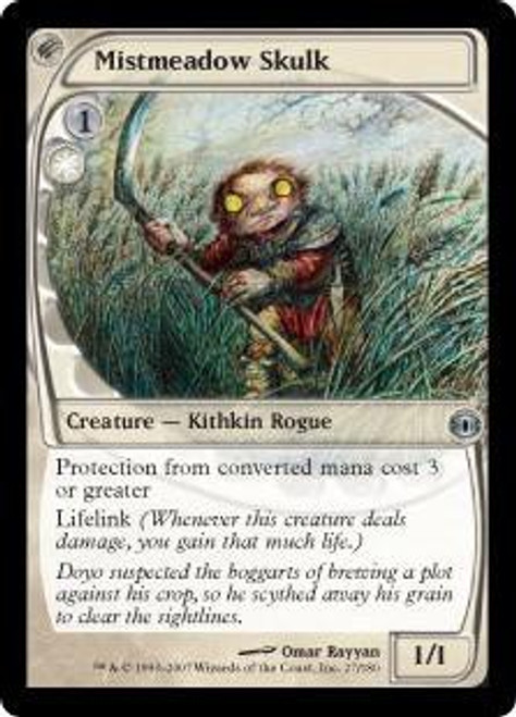 MtG Future Sight Uncommon Mistmeadow Skulk #27