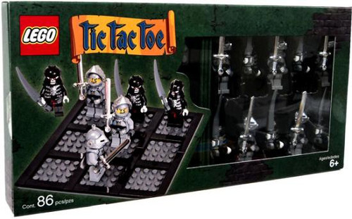 LEGO Castle Tic Tac Toe Set #852132