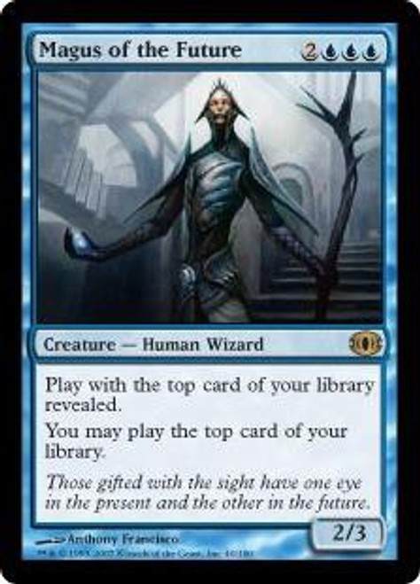 MtG Future Sight Rare Magus of the Future #40