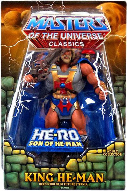 Masters of the Universe Classics He-Ro Son of He-Man He-Man Exclusive Action Figure [King]