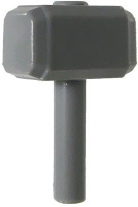 LEGO Light Gray Sledge Hammer Loose Weapon [Loose]