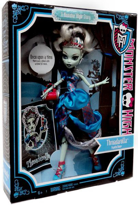 Monster High Scarily Ever After Frankie Stein Exclusive 10.5-Inch Doll [Threadarella]