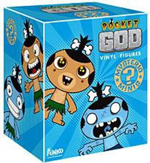 Funko Mystery Minis Pocket God Mystery Pack [1 RANDOM Figure]