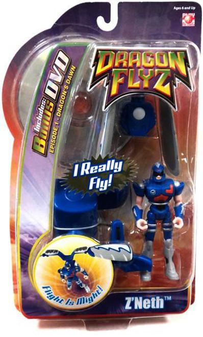 Dragon Flyz Z'Neth Action Figure