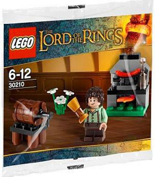 LEGO The Lord of the Rings Frodo's Cooking Corner Mini Set #30210