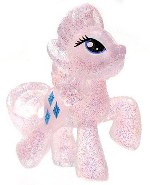 My Little Pony Friendship is Magic 2 Inch Rarity Exclusive PVC Figure [Crystal Glitter]