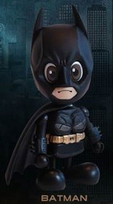 The Dark Knight Rises Cosbaby Batman 3-Inch Mini Figure
